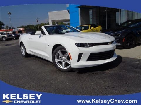 New 2017 Chevrolet Camaro 1LT RWD 2D Convertible