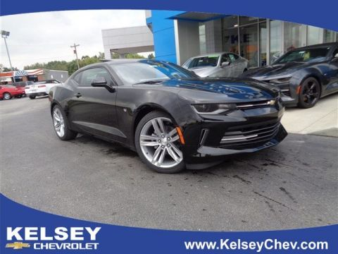 New 2017 Chevrolet Camaro 2LT RWD 2D Coupe