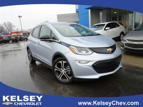 New 2018 Chevrolet Bolt EV Premier FWD 5D Hatchback