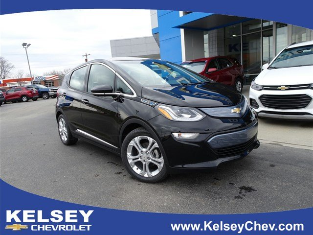 New 2018 Chevrolet Bolt EV LT