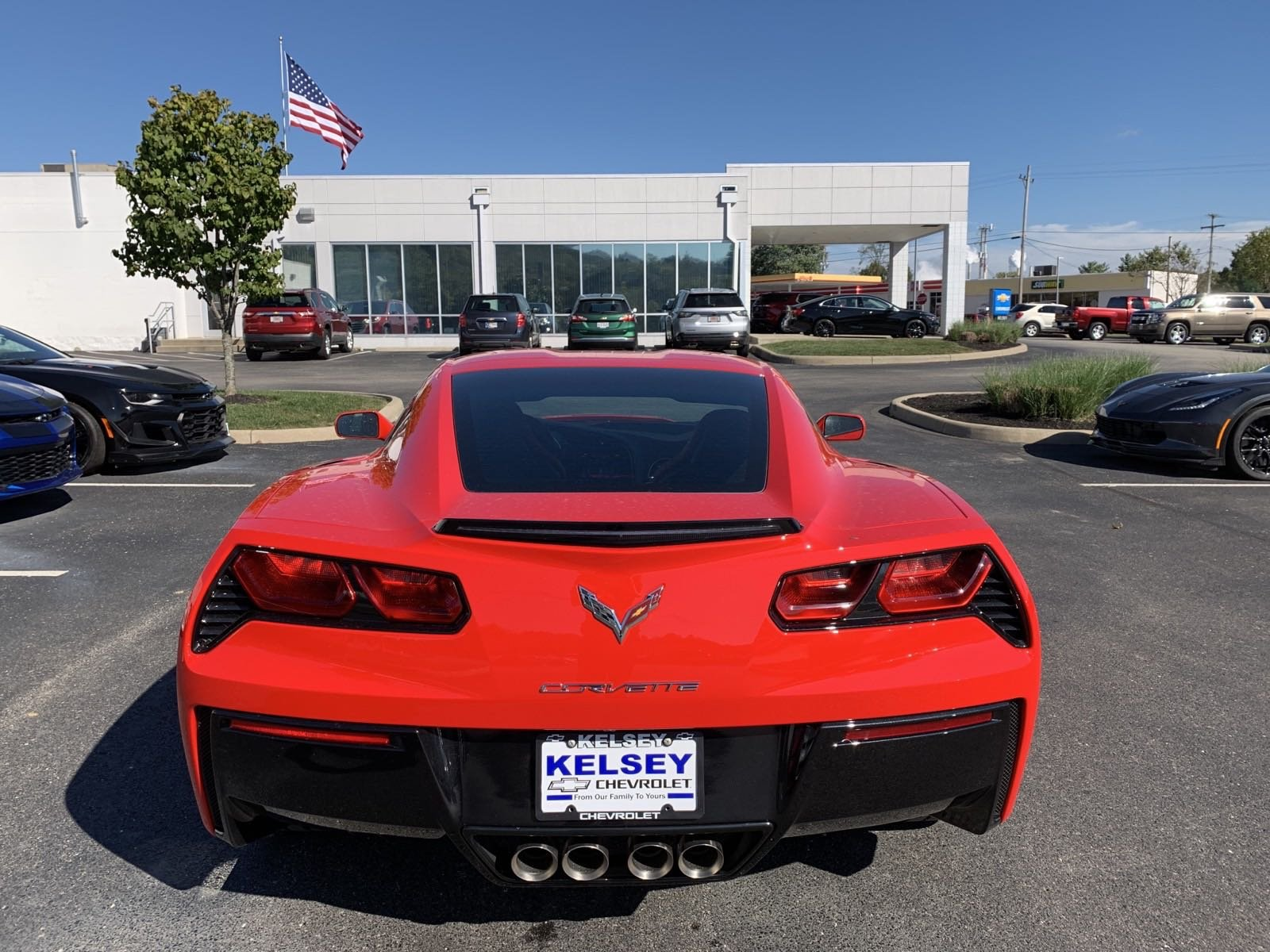 New 2019 Chevrolet Corvette Stingray 2D Coupe in Greendale