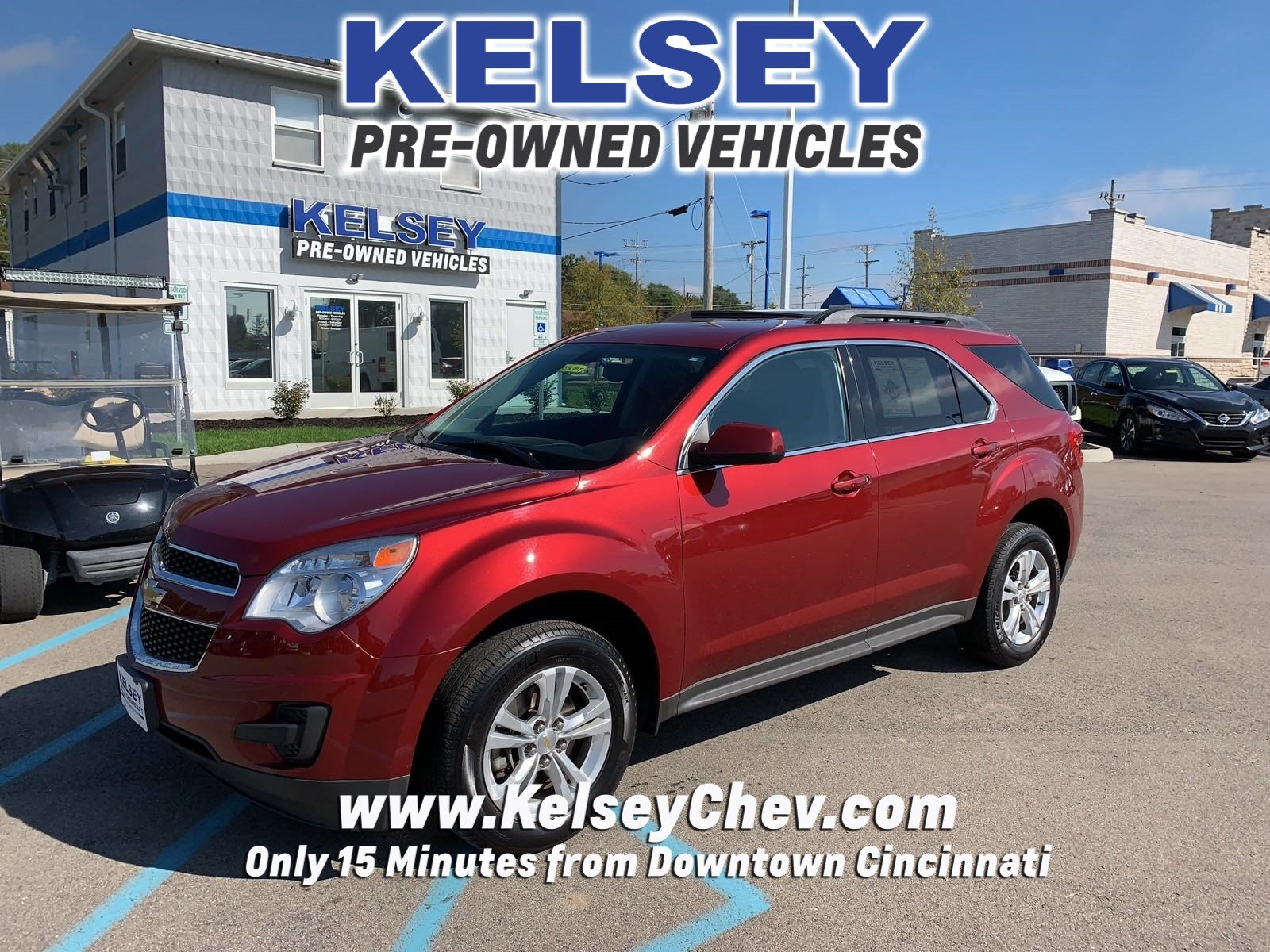Delightful Pre Owned 2010 Chevrolet Equinox LT