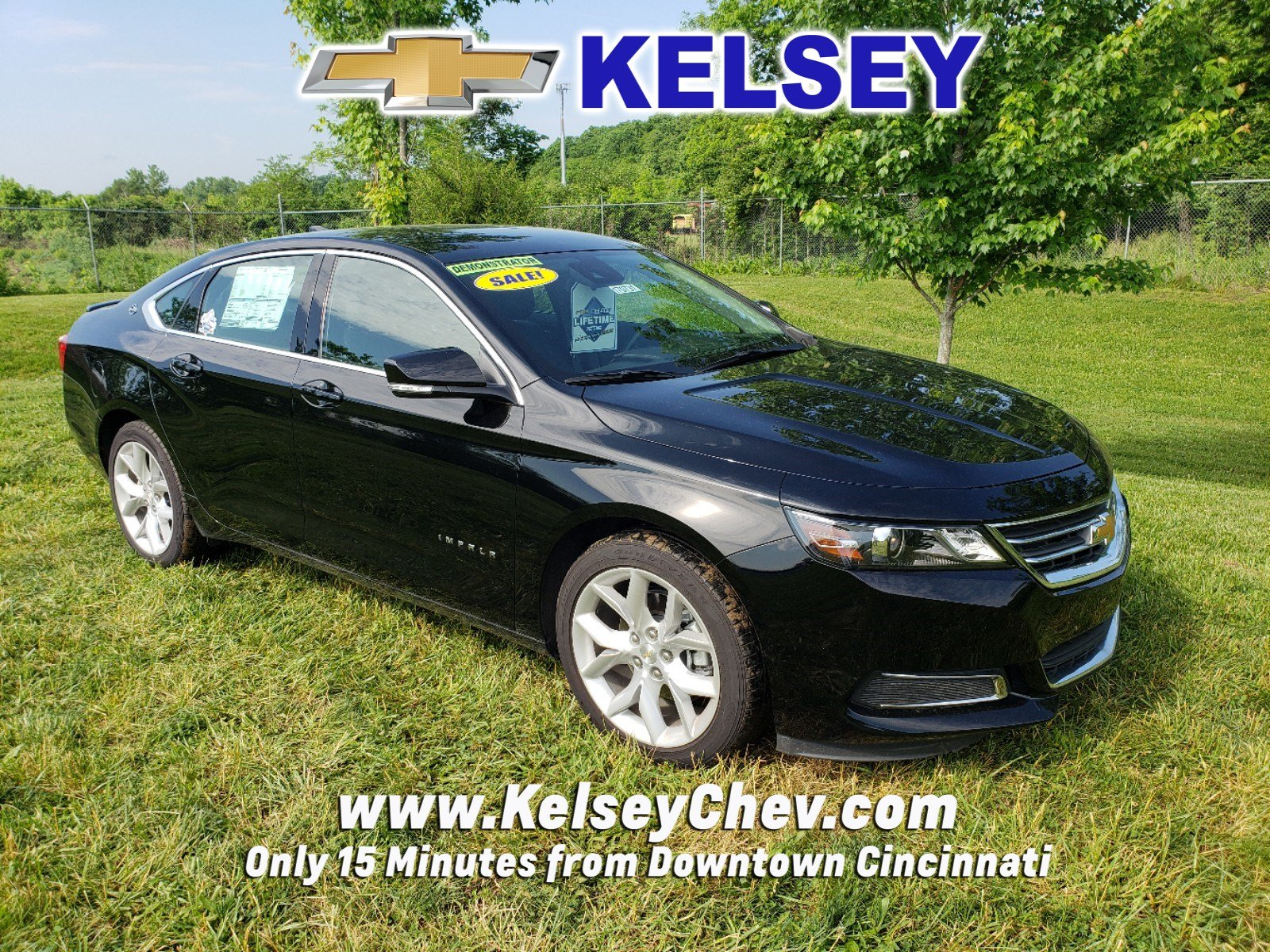 New 2017 Chevrolet Impala LT